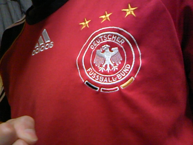 ドイツ来たぁぁぁ(≧∇≦)
